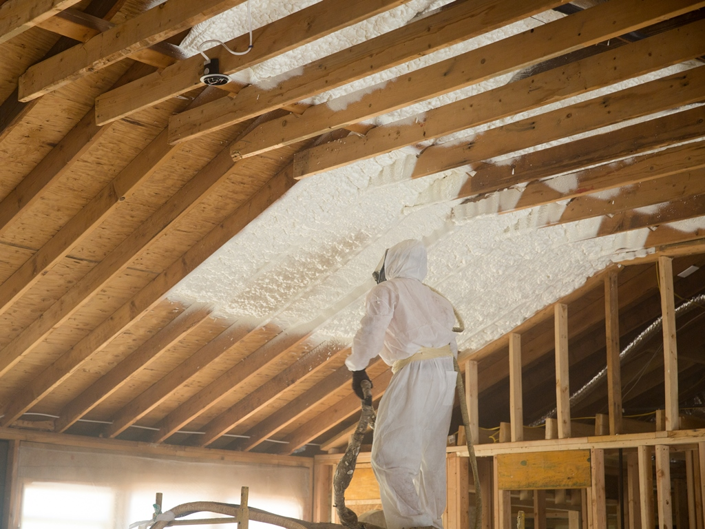 Attic Insulation Of The Midsouth In Memphis Tn Provides